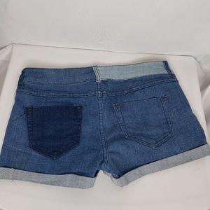 Clockhouse Shorts - 🔑Clockhouse Multi colored Stretch Shorts